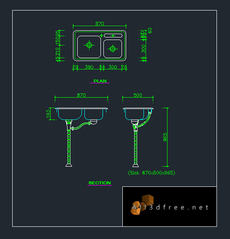autocad blocks dining set  collection  2 free download