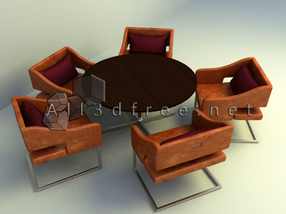 simple discussion table design download