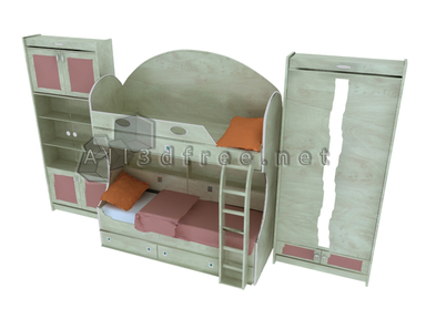 children beds set design download