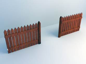 3d model for outdoor garden accessries design download