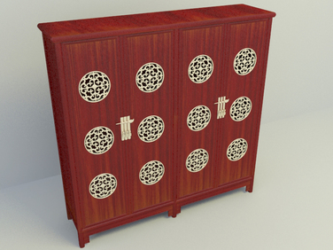 chinese cabinet design free download