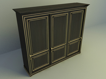 classical wardrobe design free download