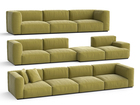 3d models sofa set collection free download