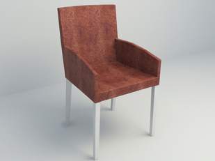 free models dining chair download