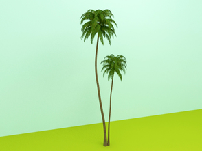 free 3D model tree download