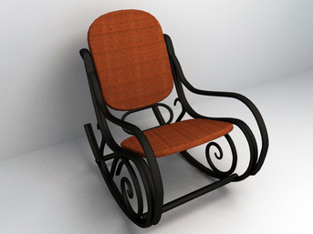 classical rocking chair design