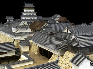 Chinese Ancient Building 3d model download