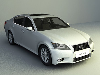 car 3d model free download collection