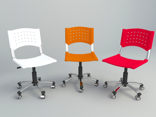 simple office chair design