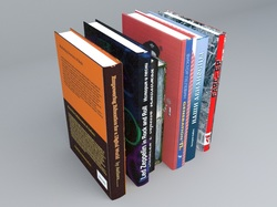 free 3d models book collection download