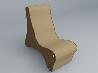 Chaise Longue 3d models