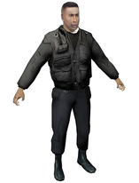 3d model character - soldier free download