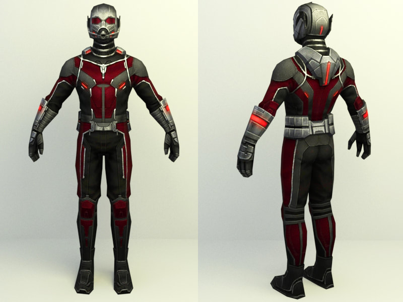 Marvel Character - Antman
