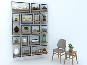 cabinet 3d model free download 011