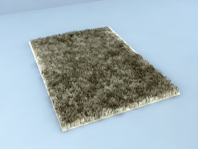 carpet 3d model free download 006