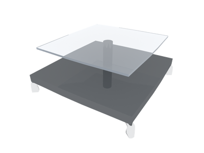 coffee table 3d model free download  009