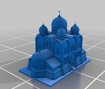 stl file free download - Mosque
