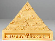 stl file free download - The Great Pyramid of Giza