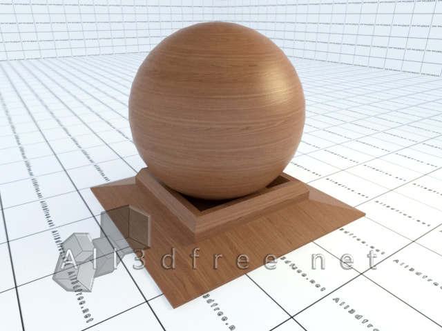 Vray materials High gloss teak grain 006 in 2020 collection