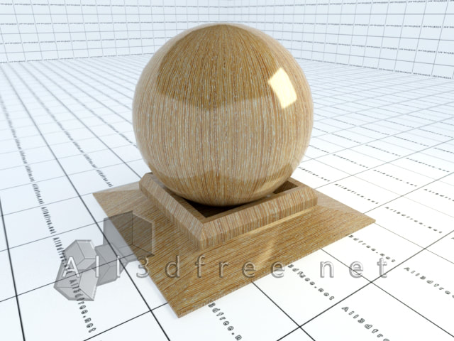 Vray materials High gloss teak grain 014 in 2020 collection