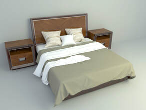 classic concept design king size bed
