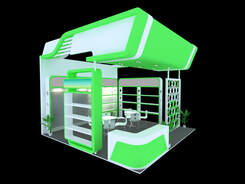 booth 3d models free download