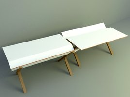 modern look office table