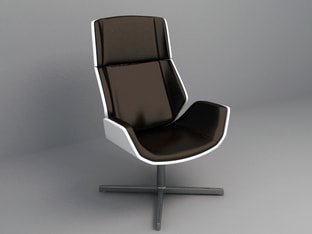 office lounge chair design