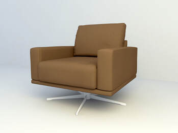 3d model Sofa free download