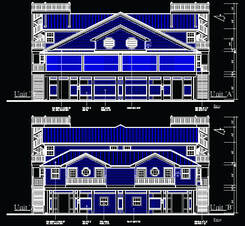 Housing cad blocks collection 01