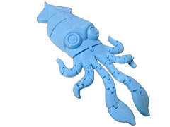 stl file free download - Flexi Squid