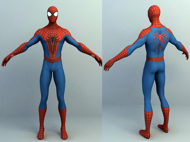 Marvel Character - Spiderman