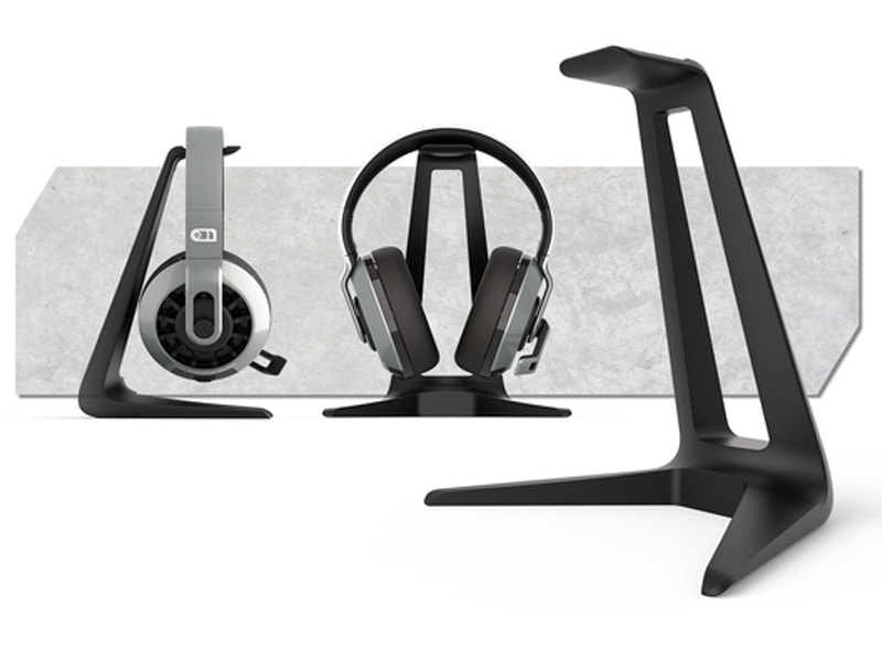 stl file free download - Headphone Stand