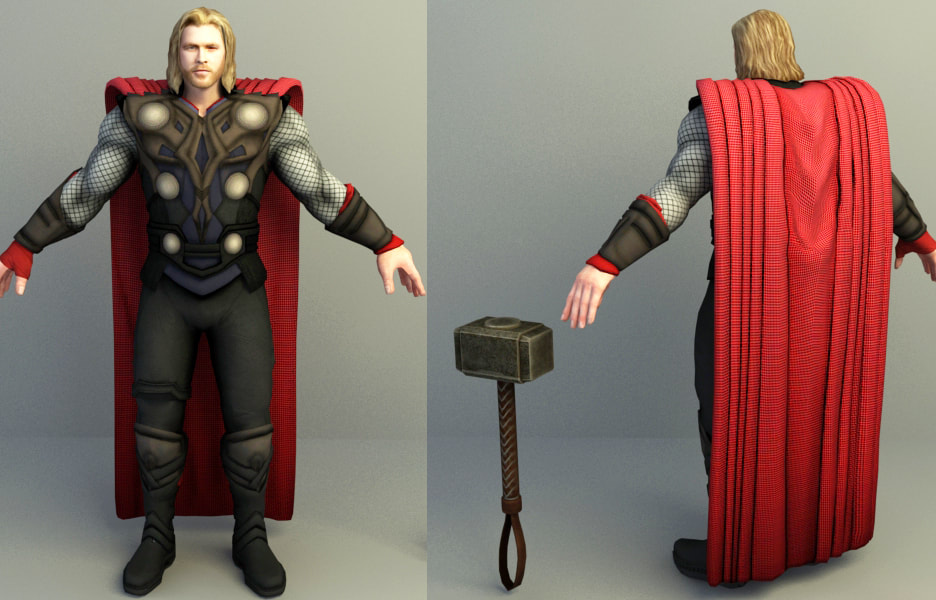 Marvel Character - Thor