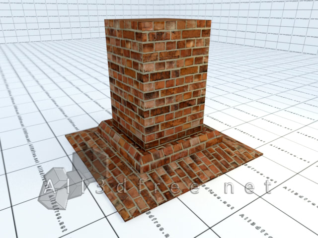 Vray materials brick wall 006 in 2020 collection