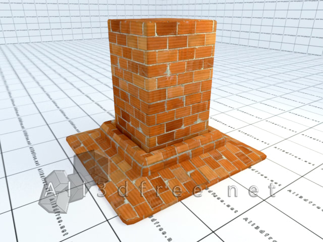Vray materials brick wall 007 in 2020 collection